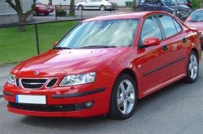 2005 Saab 9-3 sportsedan 2003-2007