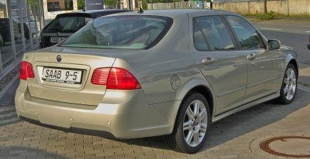 2005 Saab 9-5 SportSedan