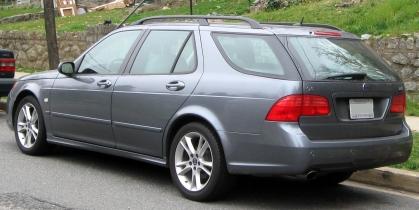 2006-2010 Saab 9-5 wagon