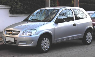 2006 Chevrolet Celta 3-door