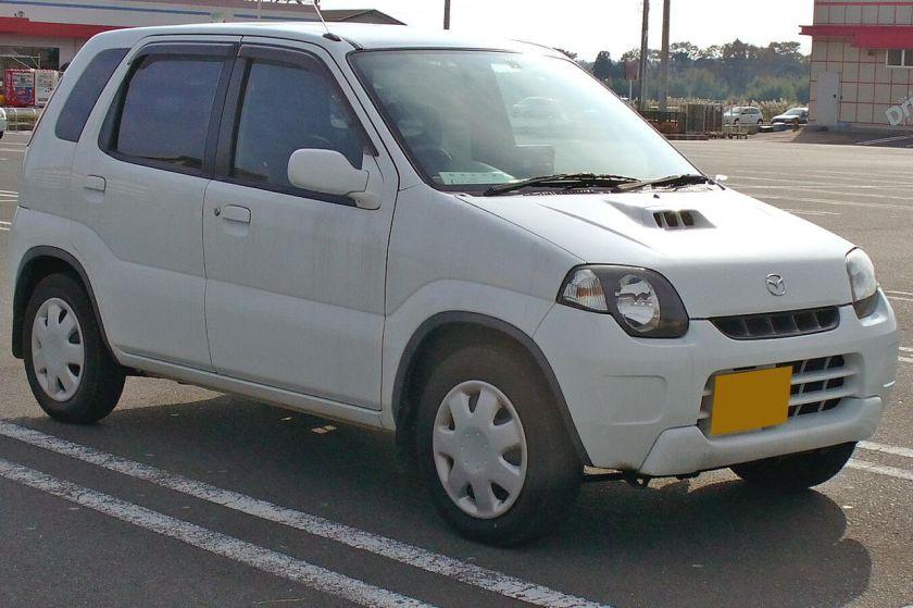 2006 Mazda Laputa