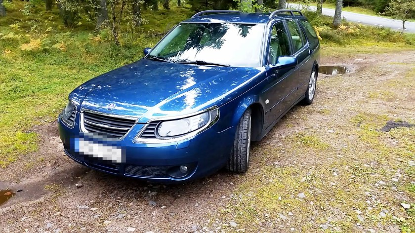 2006 Saab 9-5 2.0t Biopower Vector Introduction