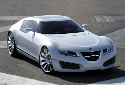 2006 Saab Aero X Concept; top car design rating and specifications