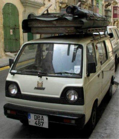 2006 Suzuki MHV Maruti Omni 01