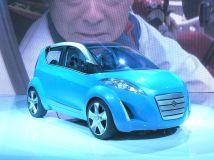 2006 Suzuki Splash 4 concept