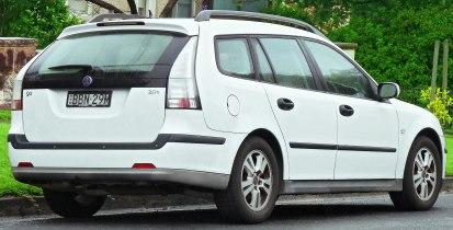 2006–2007 Saab 9-3 Linear 2.0t SportCombi