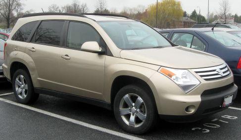 2007-2009 Suzuki XL7