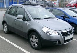 2007 Fiat Sedici Emotion 1.9 Multijet 8V