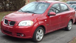2007 Pontiac Wave Sedan