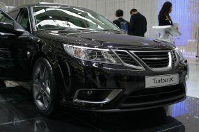 2007 Saab 9-3 Turbo X Front