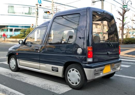 2007 Suzuki Alto Hustle ( CR22S )