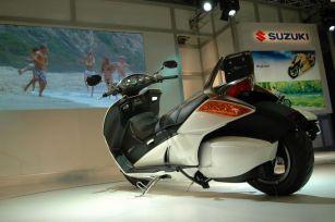 2007 Suzuki Gemna prototype Scooter