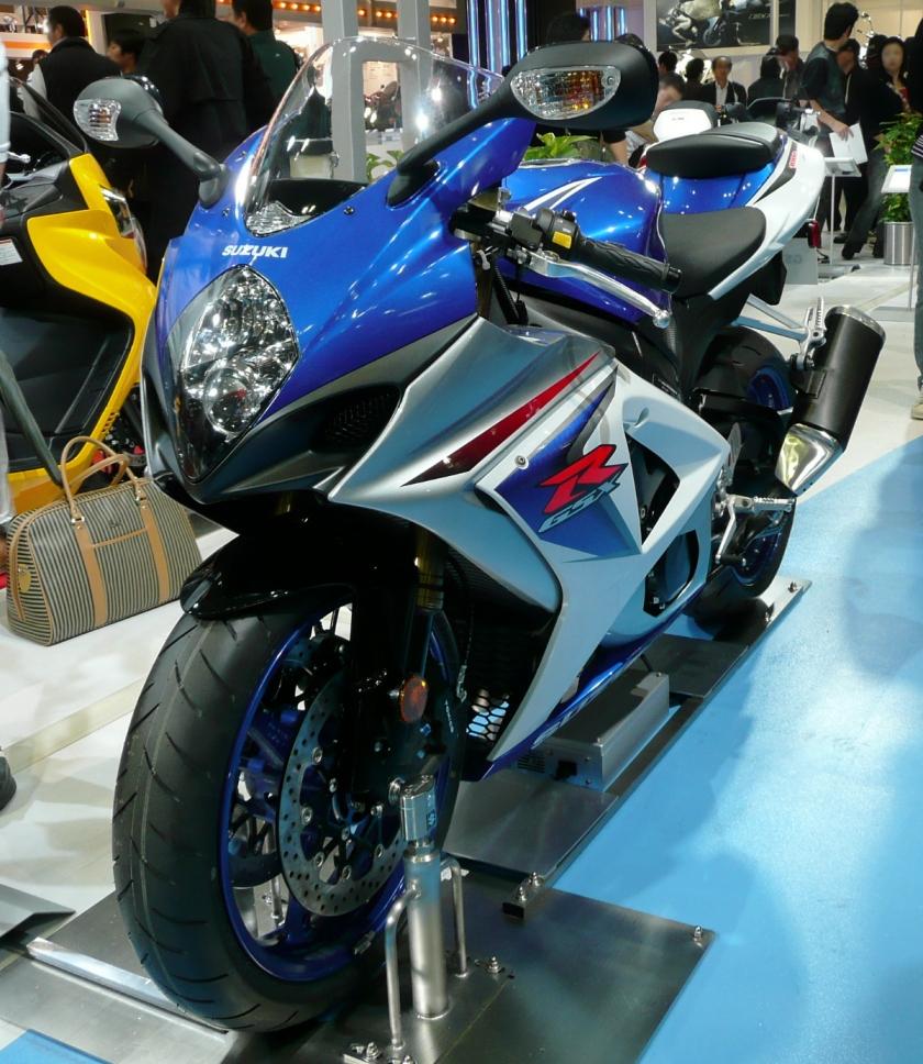 2007 Suzuki GSX-R1000 TMS