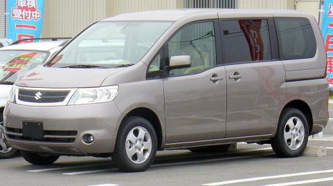 2007 Suzuki Landy