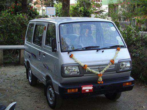 2007 Suzuki Maruti Omni