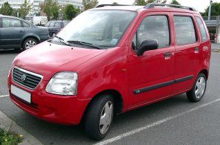 2007 Suzuki Wagon R+