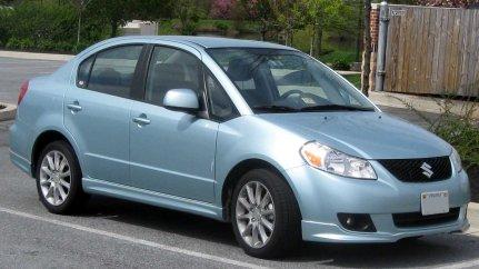 2008-2009 Suzuki SX4