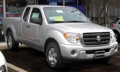 2008-2012 Suzuki Equator