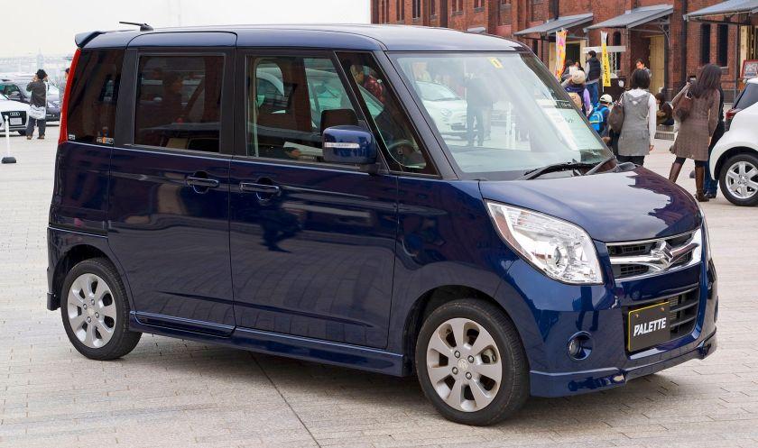 2008-2013 Suzuki Palette