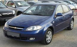 2008 Chevrolet Lacetti front