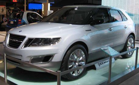 2008 Saab 9-4X NY concept