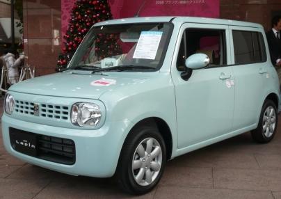 2008 Suzuki Alto Lapin 2nd