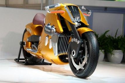2008 Suzuki Biplane Concept