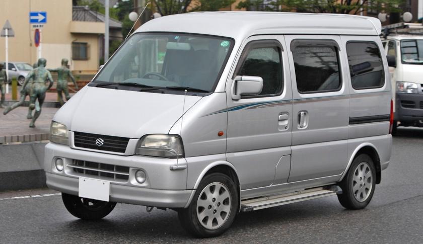 2008 Suzuki Every + 001
