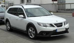 2009 Saab 9-3X