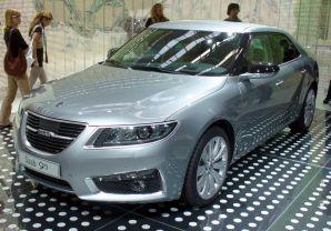 2009 Saab 9-5 Aero Turbo XWD sec.gen
