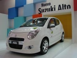 2009 Suzuki Alto BCN