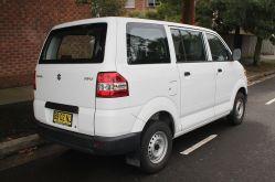 2009 Suzuki APV (GD) van (26607203791)