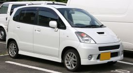 2009 Suzuki MR Wagon