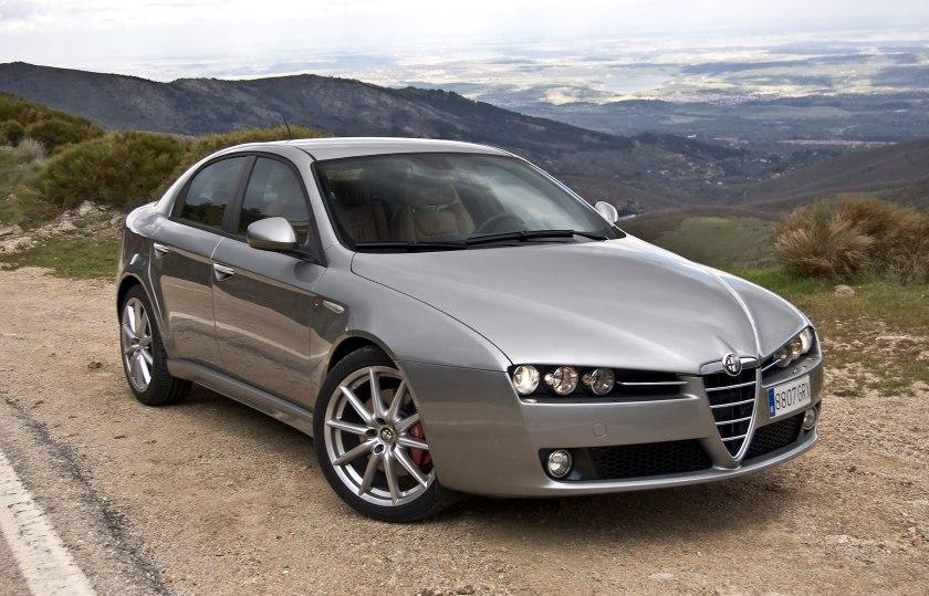 2010 Alfa Romeo 159 2.0 JTDm ECO Elegante