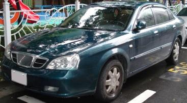 2010 Daewoo Magnus prefacelift front