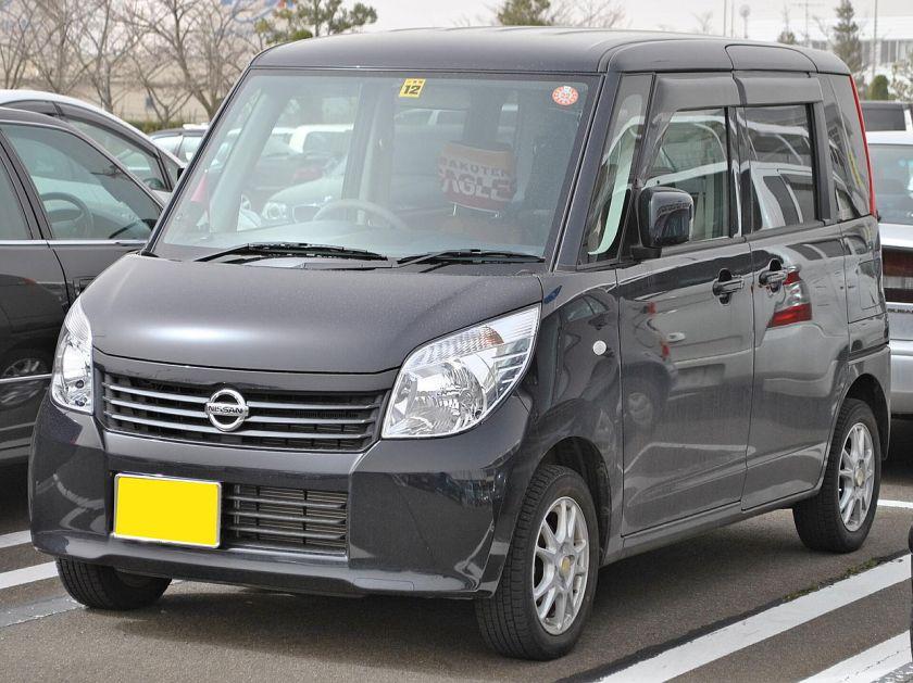 2010 Nissan Roox