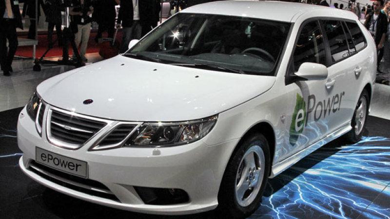 2010 Saab 9-3 ePower Sport Wagon