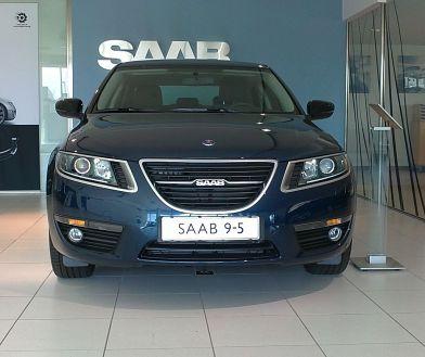 2010 Saab 9-5 Gen II Front