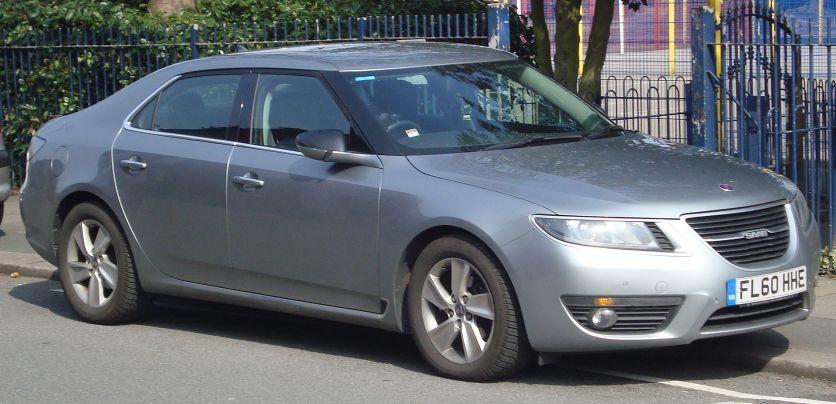 2010 Saab 9-5 Vector SE TID4