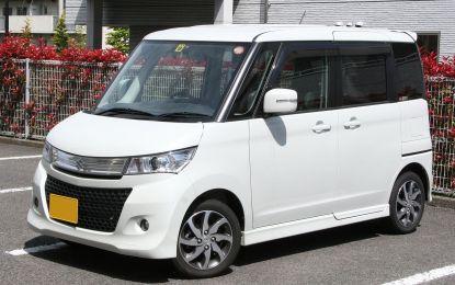 2010 Suzuki Palette SW