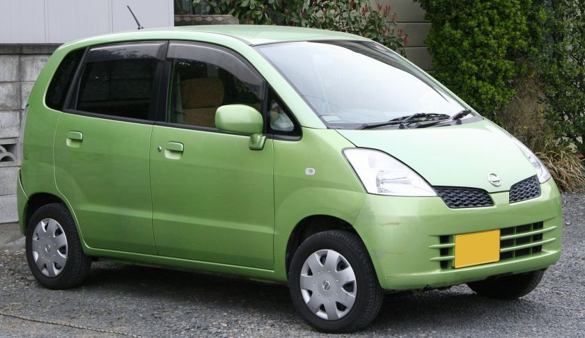 2011 Nissan Moco, 1st generation