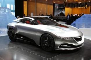 2011 Saab PhoeniX Car Concept