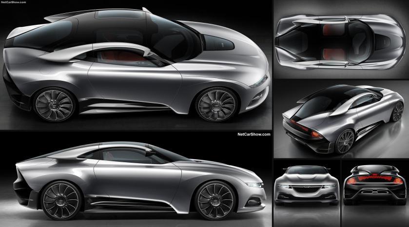 2011 Saab Phoenix Concept NetCar
