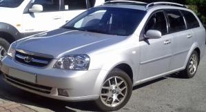 2012 daewoo lacetti wagon