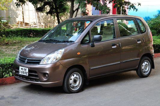 2012 Maruti Suzuki - ZEN ESTILO LXi - Kolkata 2012-02-27 9096.