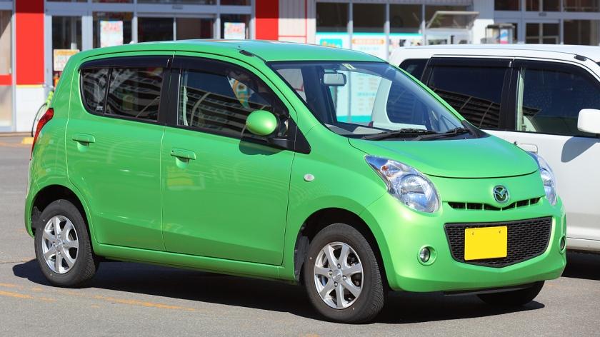 2012 Mazda Carol 603