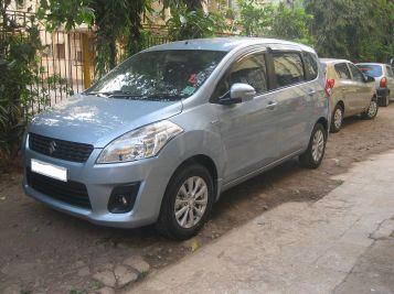 2012 Suzuki Ertiga