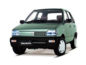 2012 Suzuki Mehran VXR