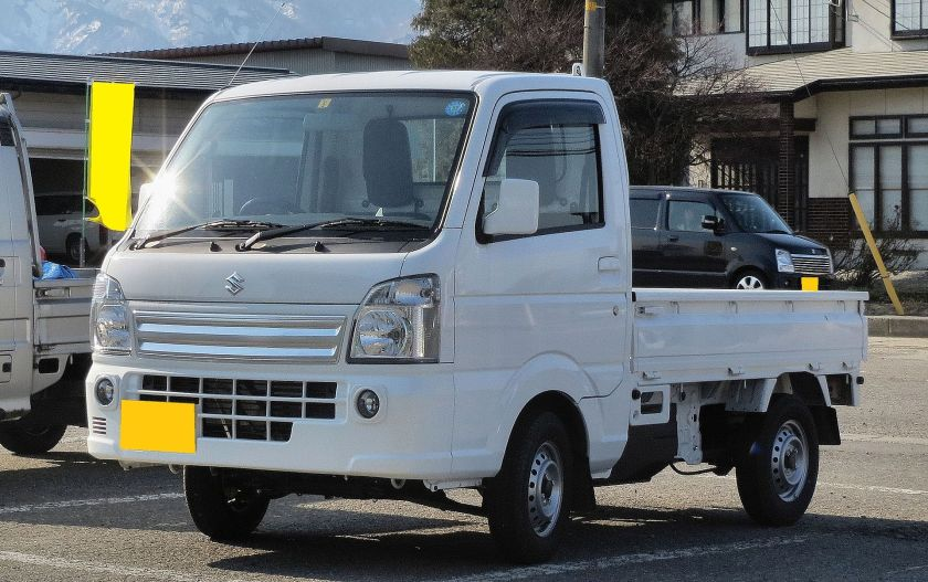 2013-present Suzuki Carry