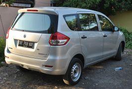 2013 Suzuki Ertiga GA rear
